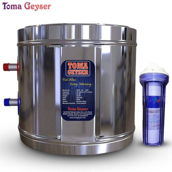 Best quality geyser